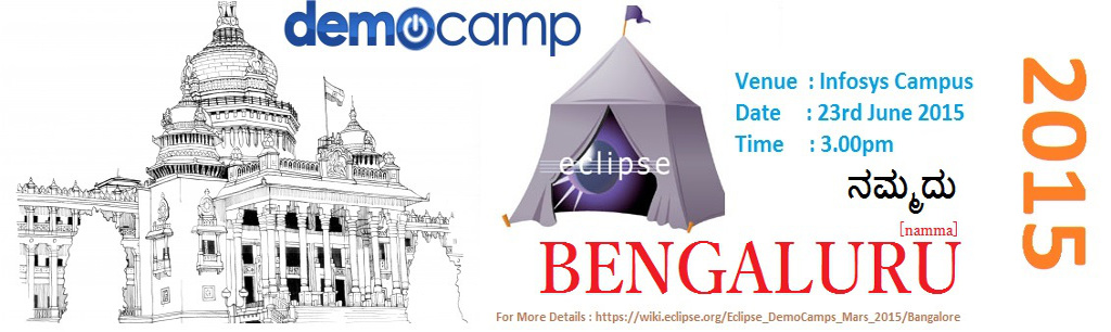 DemoCamp 2015, Bangalore